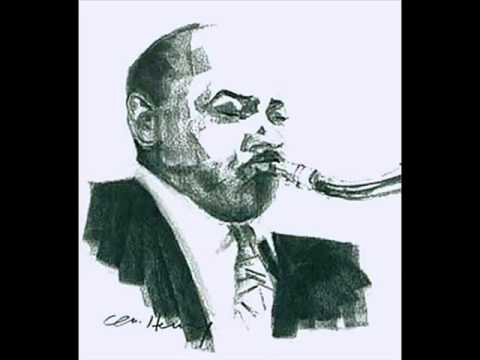 "Coleman Hawkins - Over The Rainbow - Live ""Crystal Ballroom"", Jamestown, NY., April 19, 1958"