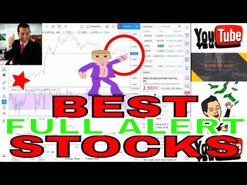Stocks ON FULL ALERT - RICH TV LIVE