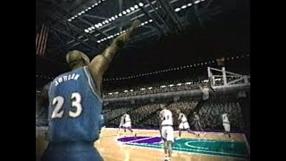 NBA Live 2002 Commercial