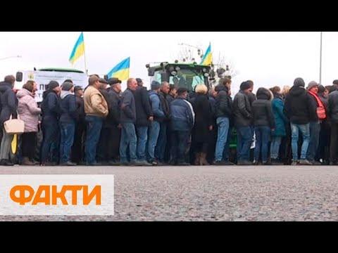Крупнейшие автомагистрали Украины