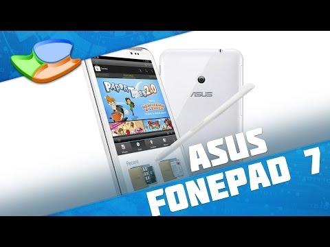 Asus Fonepad 7 [Análise de Produto] - Tecmundo