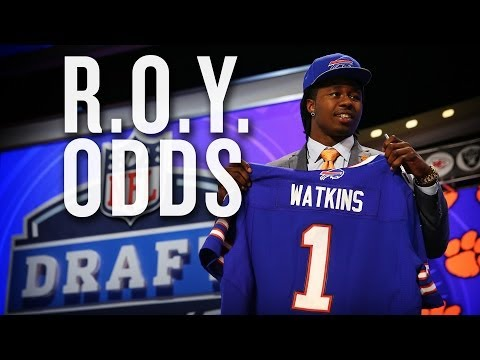 2014 NFL rookie of the year odds breakdown (Daily Win)