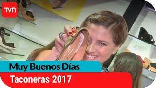 Maria Luisa y Karen fueron de compras a Taconeras 2017 | Muy buenos días