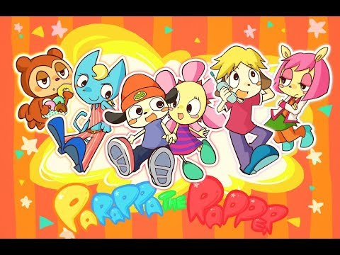 PaRappa The Rapper - Episode 4: So This Is Love? (English Subbed)