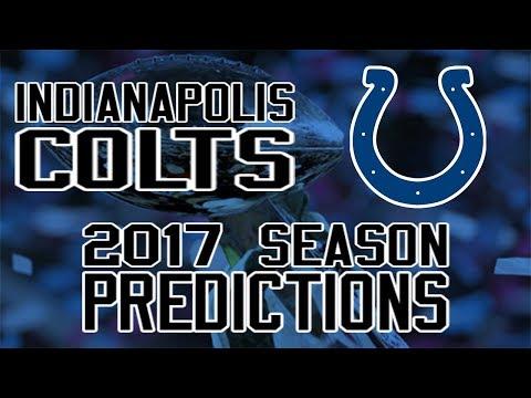 Indianapolis Colts 2017 Season Predictions
