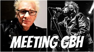 Meeting GBH - Interview with Colin Abrahall