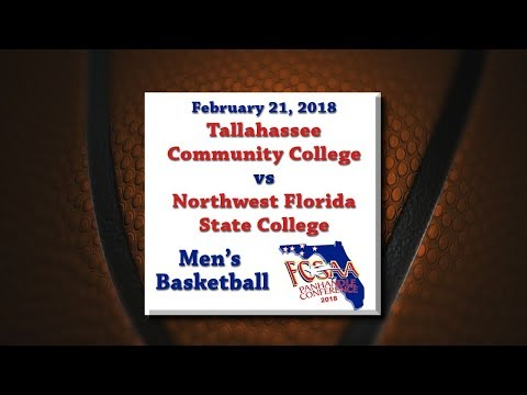 Panhandle Conference 2018 - TCC @ NWFSC - February 21, 2018 - Men's Basketball