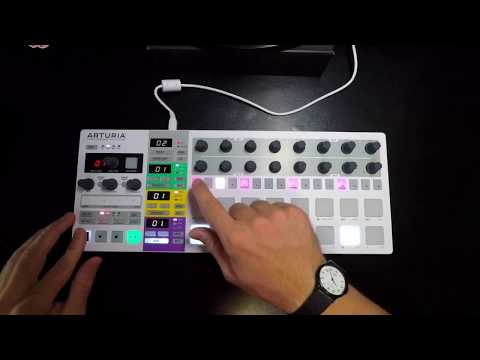 How to Sync Arturia Beatstep Pro with Ableton | distilled noise