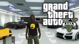GTA 5 Online - CHANGING UP THE GARAGE GAME! (GTA V Online)(Subscribe - http://bit.ly/Subscribe2XpertThief Twitter - http://twitter.com/isekctv Instagram - http://instagram.com/isekc Shirts/Hats - http://isekc.spreadshirt.com ..., 2014-03-24T19:44:51.000Z)