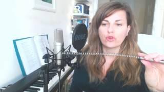 Η Φωνή σου ΠΡΙΝ και ΜΕΤΑ το Μάθημα Φωνητικής   SING POSITIVE© by SOTIRIA SELISIOU
