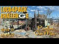 Loco4Pack Challenge - Week 07 Level 27 - Pardon Our Mess