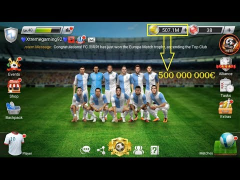 how-to-earn-500-000-000€-in-7-minutes-|-football-master-2019