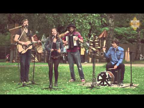 Tessa Rose Jackson - Lost and Found (The Village Sessions)