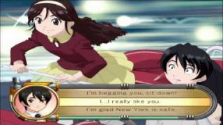 Sakura Wars: So Long, My Love - Rosita ending & Ship Scene