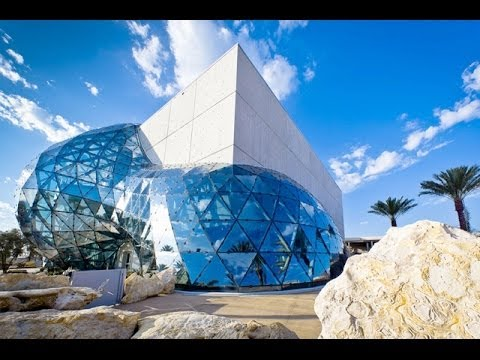 Dali Museum - Travel Thru History - St. Petersburg, FL