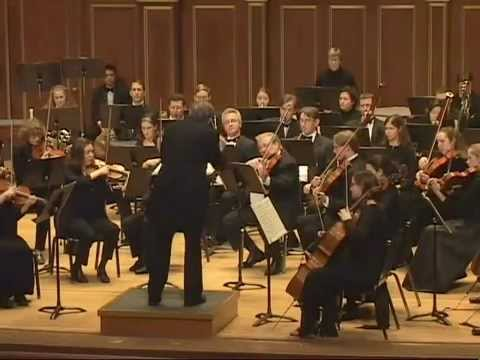Brahms Symphony No. 4 in e minor - Max Hobart, Boston Civic Symphony