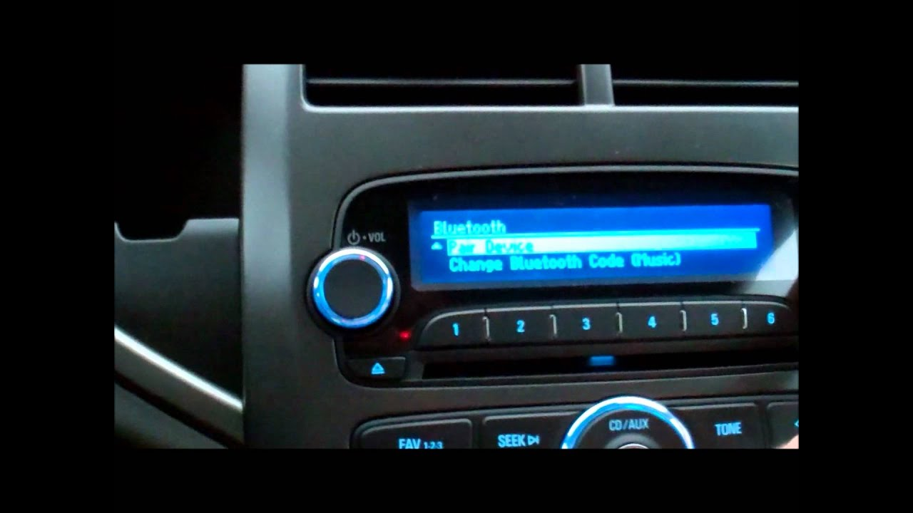 How To Wirelessly Play Music in a Chevy Sonic