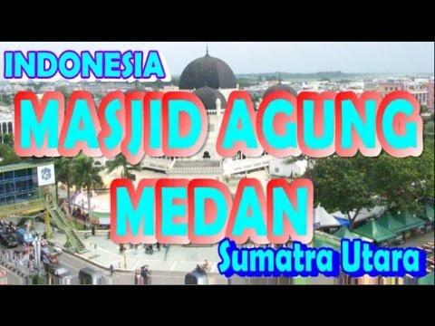 wisata-indonesia:-masjid-agung-medan,-sumatera-utara.-003