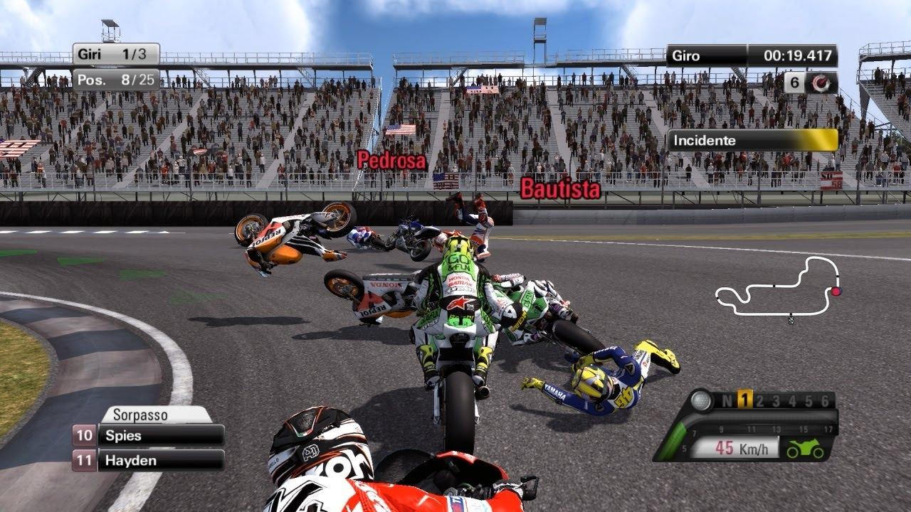 Moto GP 2013 | Incidenti ovunque!! - YouTube