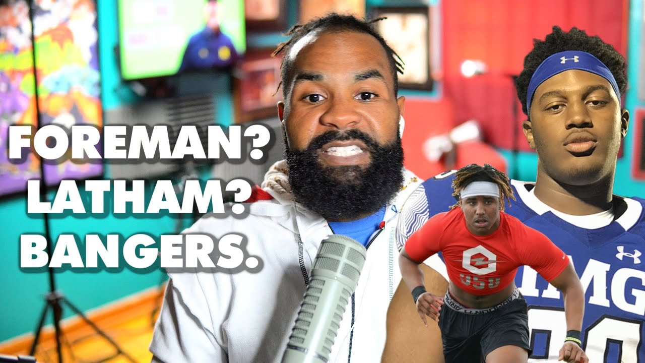 Jc Latham Ohio State Ou Conundrum And Korey Foreman S Lsu Crystal Ball Youtube