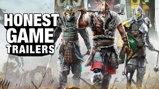 FOR HONOR Honest Game Trailers