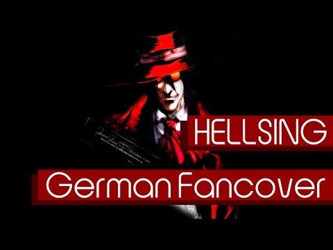 HELLSING - Logos naki World [German Fancover]
