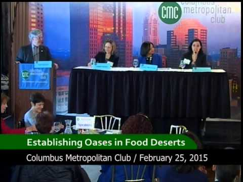 Establishing Oases in Food Deserts