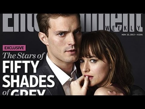 fifty shades of grey movie first look and new release date popsugar news youtube. Black Bedroom Furniture Sets. Home Design Ideas