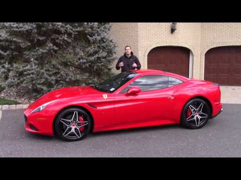 "Yes, the Ferrari California T Is Absolutely a ""Real Ferrari"""