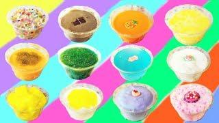 Hướng Dẫn Làm Slime 12 Con Giáp - Bạn Thuộc Về Slime Nào?