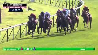 Vidéo de la course PMU PRIX TOTAL PRIX MARCEL BOUSSAC - CRITERIUM DES POULICHES