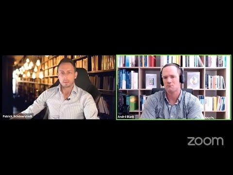 Live im Gespräch –  mit Andre Blank zur aktuellen Lage – die Macht der Manipulation – blaupause.tv