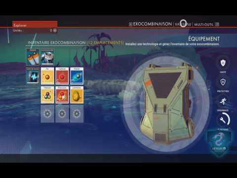 No Man's Sky let's play   Guide Atlas Pass - guide debutant part 1  FR - Eonir