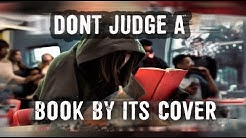 DON'T JUDGE A BOOK BY IT'S COVER - ANTI BULLYING ACTION FILM