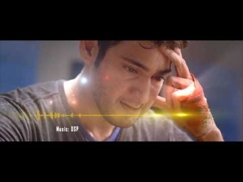 1 Nenokkadine Background music