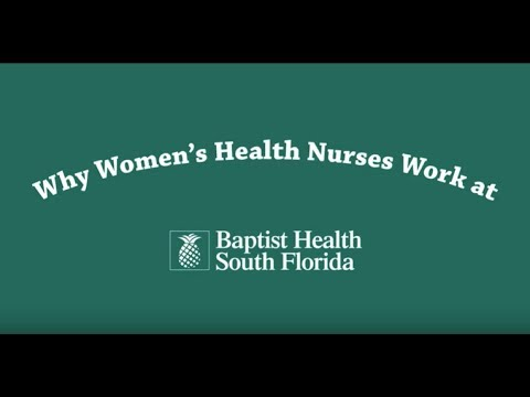 Women's Health Nurses