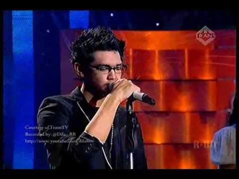 [27012012] AFGAN - Kembali (at the hits transTV)