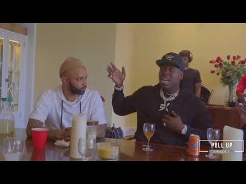 Pull Up Episode 2 | Featuring Joe Budden, Charlamagne Tha Go