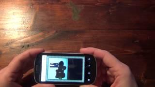 Зеркало,программа для android смартфона