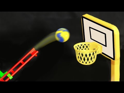 MARBLE BASKETBALL GAME 2019 HD - Marble Elimination Race Mini Tournament