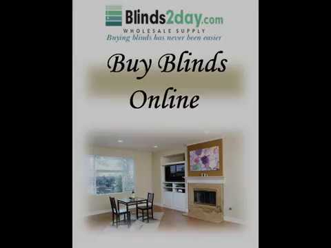 buy blinds online youtube - Discount Blinds Online