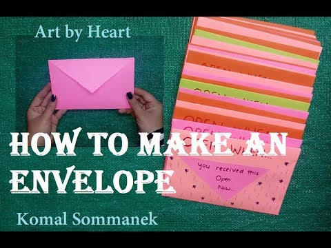 diy-open-when-letters-|-art-by-heart💝-part-1--make-an-envelope|-valentines-day-special