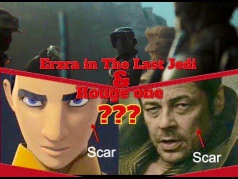 Ezra Bridger in Star Wars Rouge One & The Last Jedi ??? [HD]