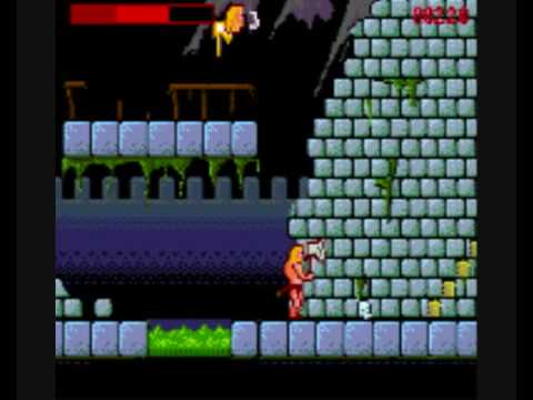 Unlocking The Best Water Gun In Monster House(GBA): Doom Bringer 3000
