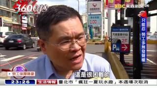 「苦累窮」台勞工臉譜【3600秒】