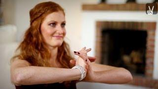 Straffe Brust in nur 5 Minuten - Fitness mit Eva Haux