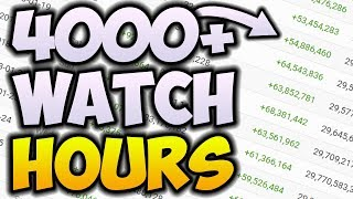 Video How To Get 1000 Subscribers AND 4000 Watch Time Hours FAST! 🚀 YouTube Monetization UPDATE (2018) download MP3, 3GP, MP4, WEBM, AVI, FLV Juli 2018