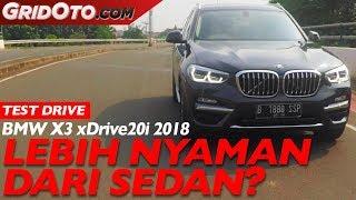 BMW X3 XDrive20i 2018 | Test Drive | GridOto