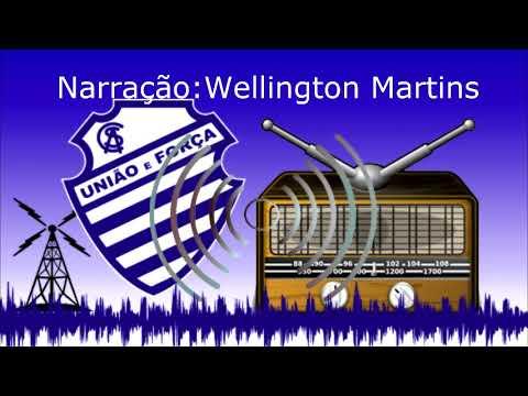 ( Áudio) CSA x São Bento - Narração Wellington Martins Radio CBN Maceió
