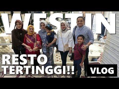 RESTAURANT TERTINGGI DI JAKARTA! THE WESTIN HOTEL   SEASONAL TASTE   Vlog Keluarga   Vlog Indonesia